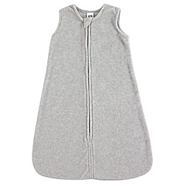 Hudson Baby® Fleece Wearable Sleeping Bag in Heather Grey