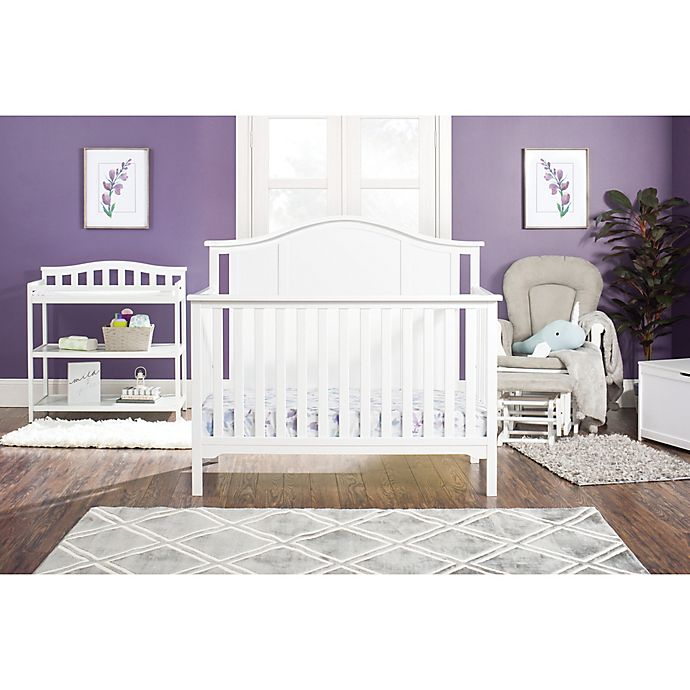 Alternate image 1 for Child Craft™ Forever Eclectic™ Cottage Arch Top Nursery Furniture Collection