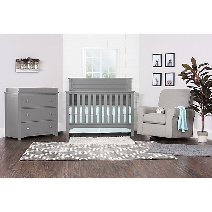 Child Craft Forever Eclectic Farmhouse Flat Top Nursery Furniture Collection