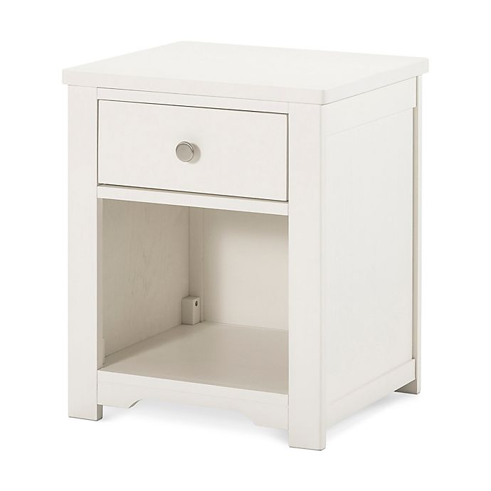 Alternate image 1 for Child Craft™ Forever Eclectic™ Farmhouse Nightstand in Brushed Cotton