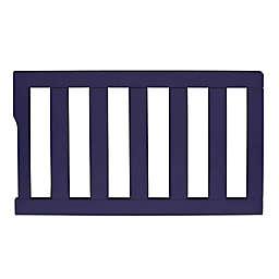 Dream On Me Universal Convertible Crib Guard Rail in Navy