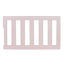Dream On Me Universal Convertible Crib Guard Rail in Blush