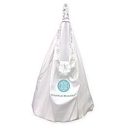 Charlie Banana® Hanging Diaper Pail in White
