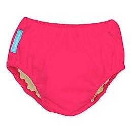 Charlie Banana® Large Reusable Swim Diaper in Hot Pink
