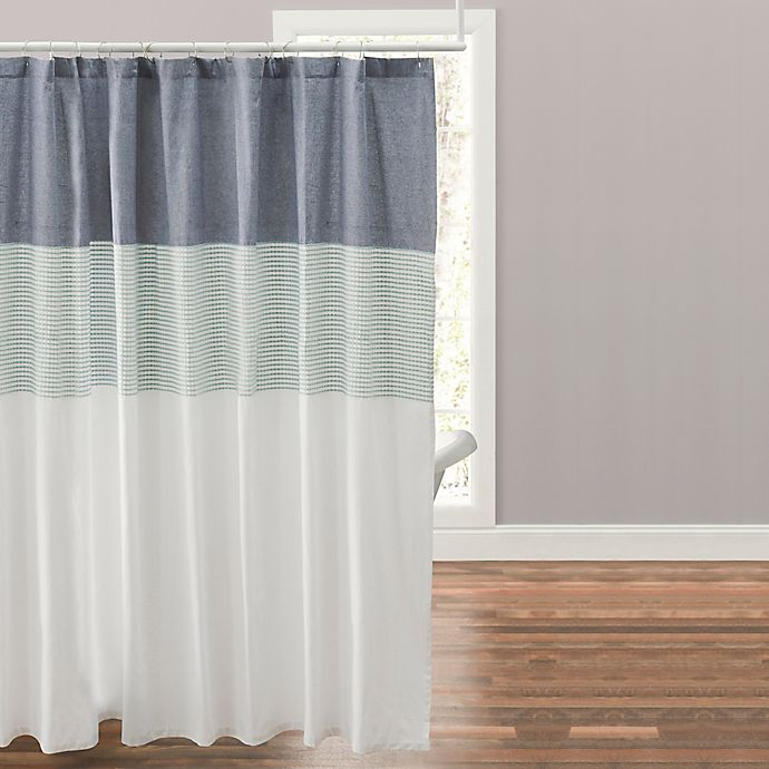 Alternate image 1 for Nora Shower Curtain
