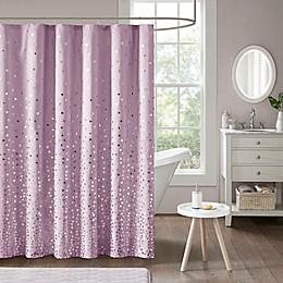 Intelligent Design Zoe Shower Curtain