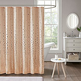 Intelligent Design Zoe Shower Curtain