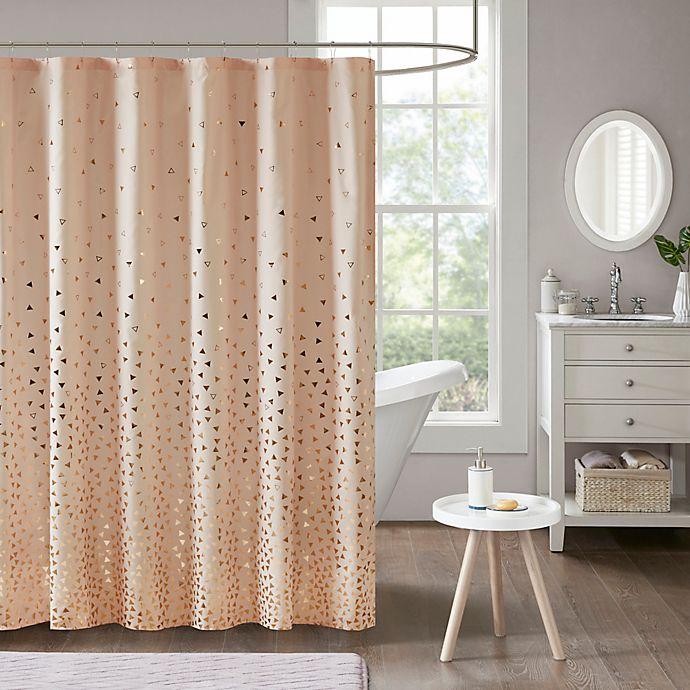 Alternate image 1 for Intelligent Design Zoe Shower Curtain