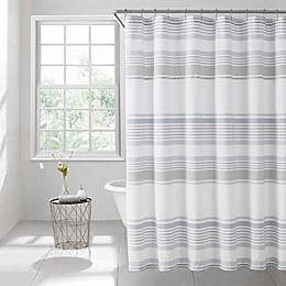Lana Stripe Shower Curtain