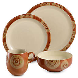 Denby Chilli Dinnerware in Deco/Cream