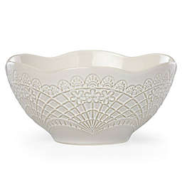 Lenox® Chelse Muse Scallop Grey™ Soup/Cereal Bowl