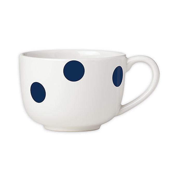 Alternate image 1 for kate spade new york All in Good Taste Deco Dot™ Latte Mug