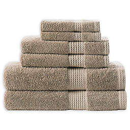 Home Resort Extravagant 6-Piece Bath Towel Set