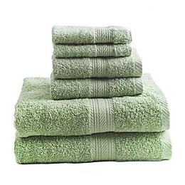 Signature 6-Piece Bath Towel Set