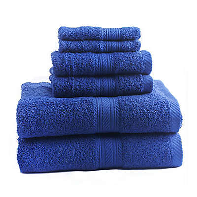 Signature 6-Piece Bath Towel Set