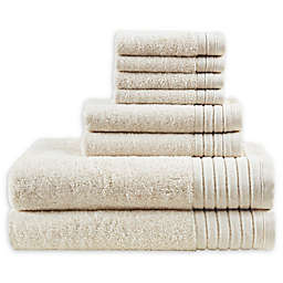 Madison Park Signature 8-Piece Mirage Towel Set