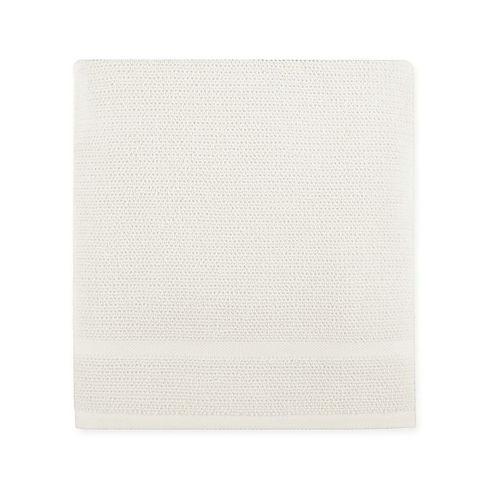 Alternate image 1 for Haven™ Rustico Bath Towel in Ivory