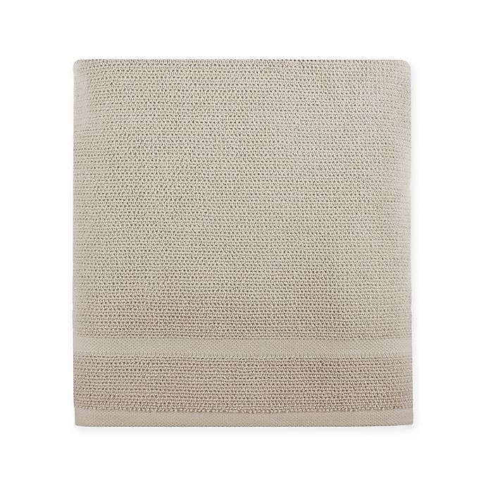Alternate image 1 for Haven™ Rustico Bath Towel in Sand