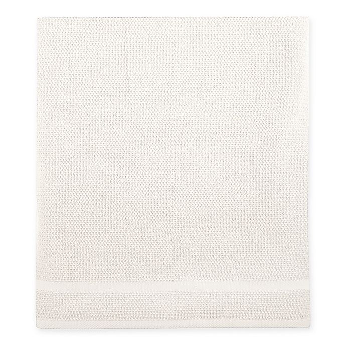 Alternate image 1 for Haven™ Rustico Bath Sheet in Ivory