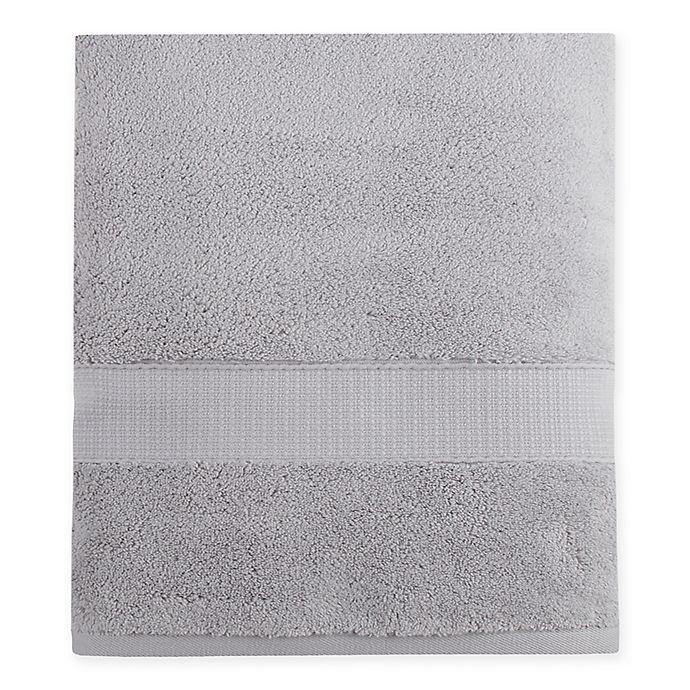 Alternate image 1 for Haven™ Ultimate Bath Sheet in Light Grey