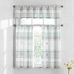 Lana Striped Window Curtain Collection