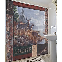 Creative Bath™ At the Crossings Shower Curtain