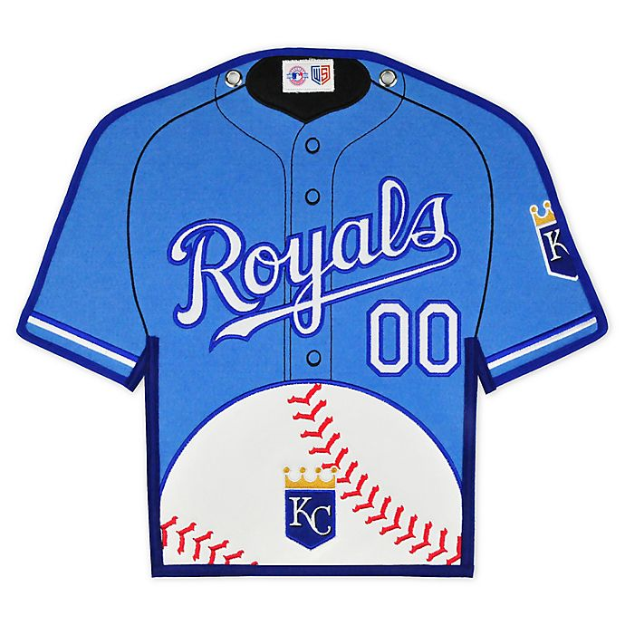 Alternate image 1 for MLB Kansas City Royals Traditions Jersey Banner