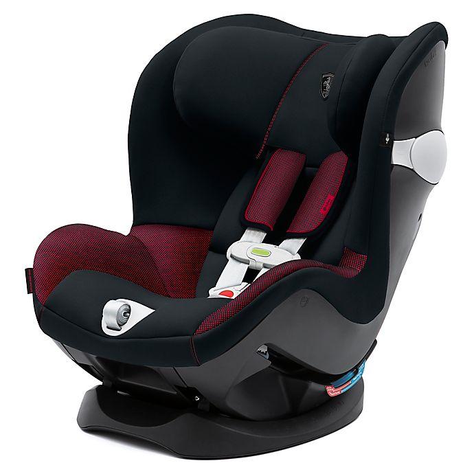 Alternate image 1 for CYBEX Special Edition Ferrari Sirona M Sensorsafe 2.0 Convertible Car Seat