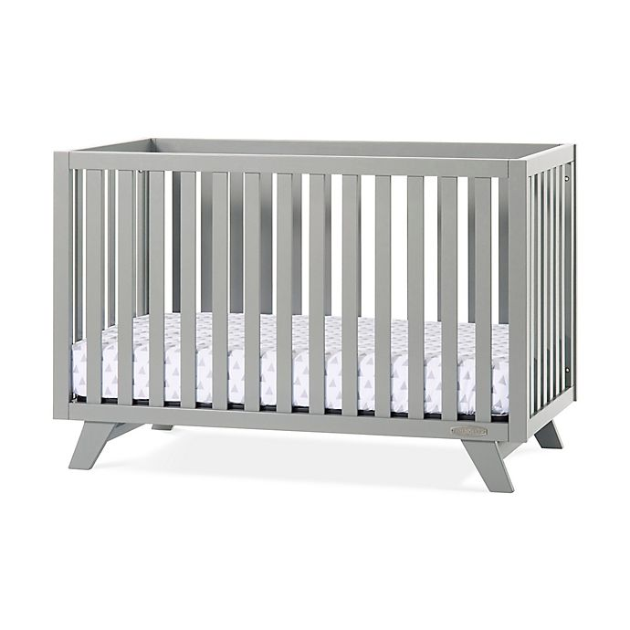Alternate image 1 for Child Craft™ Forever Eclectic™SOHO 4-in-1 Convertible Crib in Cool Grey