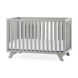 Child Craft™ Forever Eclectic™SOHO 4-in-1 Convertible Crib in Cool Grey