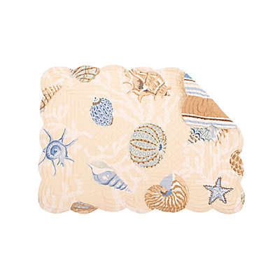 C&F Home Madeira Placemats in Tan (Set of 6)