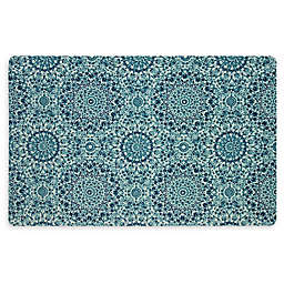 "Mohawk Home® Flowery Medallion 23"" x 36"" Kitchen Mat"