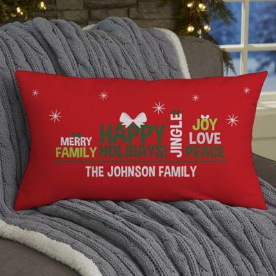 Safavieh Jingles Oblong Throw Pillow