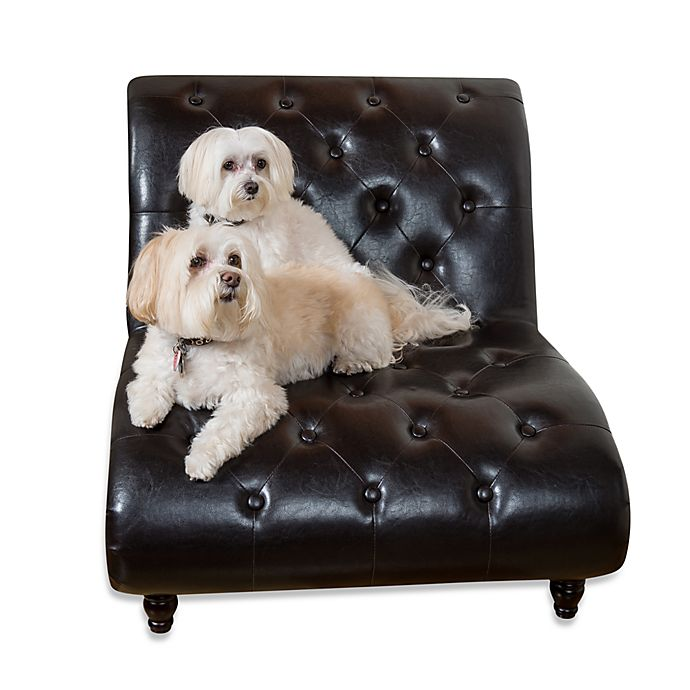 Alternate image 1 for Sexy Pet Lounger in Brown Pebble