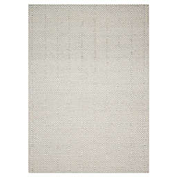 Magnolia Home by Joanna Gaines Elliston 9'3 x 13' Handcrafted Area Rug in Bone