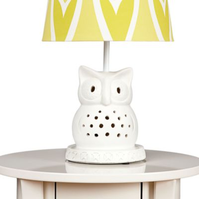Lolli Living By Living Textiles Mix Amp Match Baby Owl Lamp