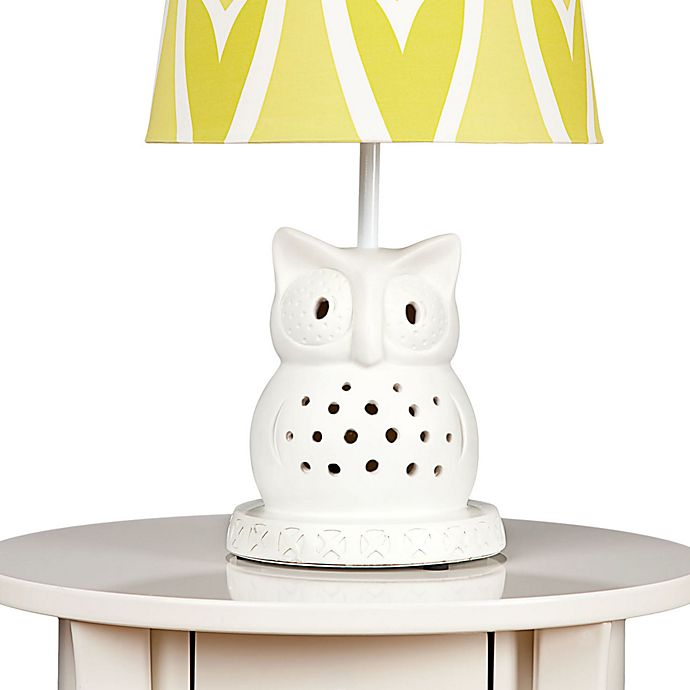 Alternate image 1 for Lolli Living™ by Living Textiles Mix & Match Baby Owl Lamp Base