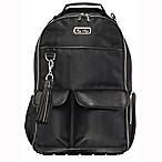 Itzy Ritzy® Boss Backpack Diaper Bag in Black