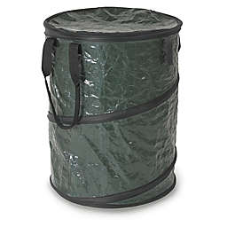Stansport® Collapsible Trash Can with Lid