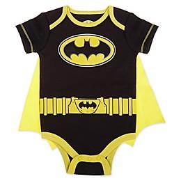 Warner Brothers® Batman® Caped Bodysuit in Black