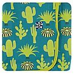 KicKee Pants® Seagrass Cactus Blanket in Blue