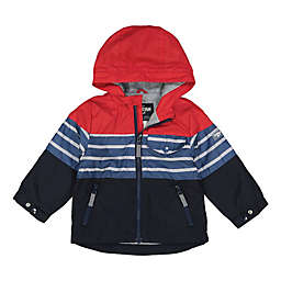 OshKosh B'gosh® Colorblock Jacket in Red/Navy