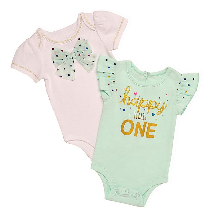 Alternate image 1 for Baby Starters® Size 6M 2-Pack \