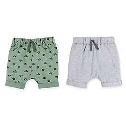 Lamaze® 2-Pack Organic Cotton French Terry Shorts
