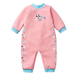 Splash About Nina's Ark Warm in One Wetsuit in Pink