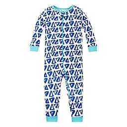 Lamaze® Organic Cotton Triangles Pajama in Blue