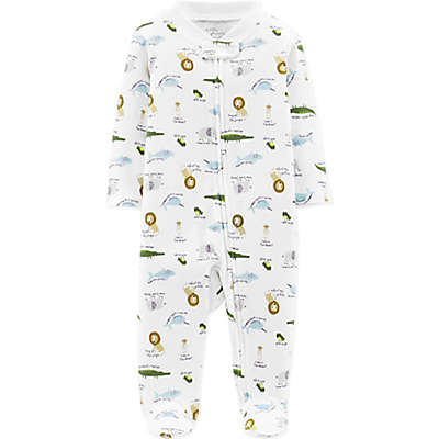 Little Planet™ Organic by carter's® Animal Print Sleep & Play