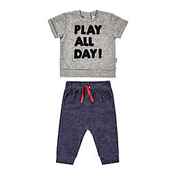 Petit Lem® Play All Day! 2-Piece Tee and Pant Set
