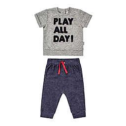 Petit Lem® Play All Day! 2-Piece Tee and Pant Set