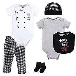 Little Treasures 6-Piece What's Cooking Layette Set